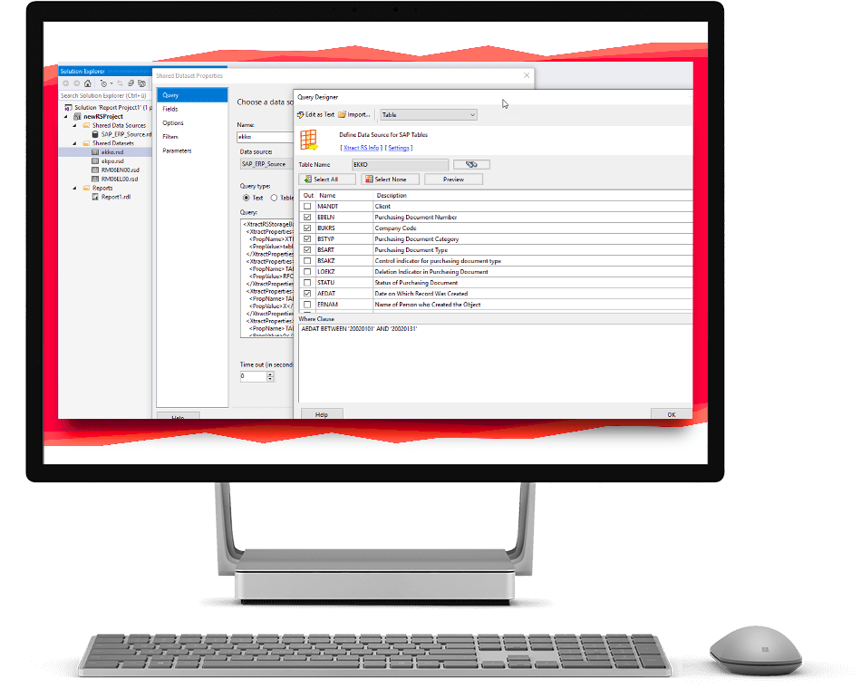 Xtract RS Screenshot